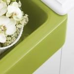 3-chiuveta de bucatarie compozit culoare verde