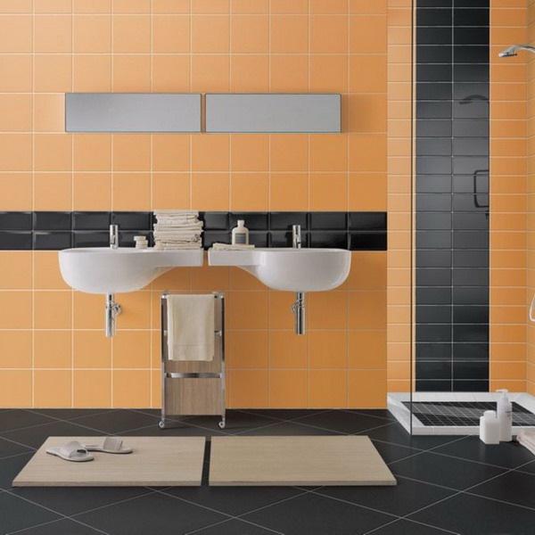 3-combinatii de faianta modele si forme diferite baie