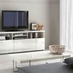 3-comoda moderna pentru sistem audio video living