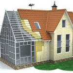 3-compozitia unei case pe structura metalica