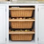 3-cosuri impletite pentru depozitarea legumelor