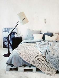 3-cuverturi si paturi crosetate decor pat dormitor