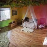 3-decor de poveste in camera unei fetite