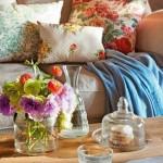 3-detalii decor living rustic casa spania