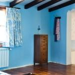3-dormitor albastru mansarda