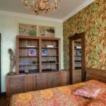 3-dormitor cu prea multe imprimeuri si cu mobilier ales neinspirat
