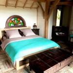 3-dormitor matrimonial castel din lemn in copaci Dordogne Franta