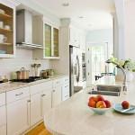 3-dupa renovare bucatarie lunga si ingusta amenajata stil clasic
