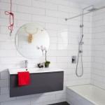 3-exemplu asortare chit gri cu pardoseala si masca lavoar baie