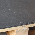 3-exemplu capsare agrotextil pe spatele paletului din lemn