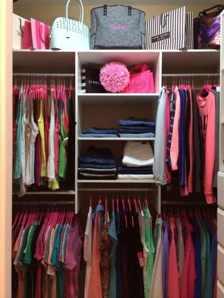 3-exemplu de organizare a interiorului unui dressing tip dulap de haine