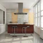 3-gresie gri mata placi mari pardoseala bucatarie moderna minimalista
