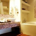 3-idee amenajare baie moderna dubla cu doua lavoare