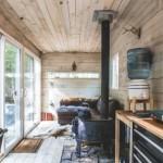3-interior casa de vacanta mica cu godin din fier forjat
