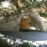 3-intrare casa forma de ciuperca