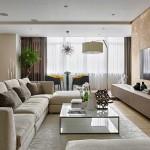 3-living cu dining apartament modern de lux