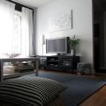 3-living modern amenajat in alb si negru stil scandinav