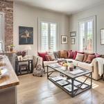 3-living open space apartament doua camere 60 mp spania