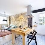 3-living si bucatarie open space apartament modern 55 mp
