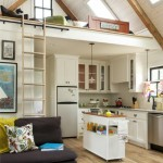 3-living si bucatarie open space casa mica 65 mp cu tot cu etaj