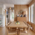 3-loc de luat masa casa design minimalist fara etaj suprafata totala 103 mp cu 4 dormitoare