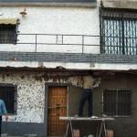 3-lucrari de renovare a fatadei unei case vechi
