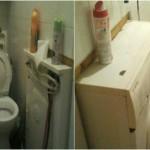 3-masina de spalat incastrata in peretele dintre baie si hol