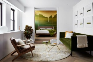 3-mobila cu picioare amenajare living apartament mic