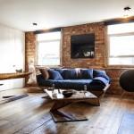3-mobilier si finisaje industriale apartament masculin soho londra