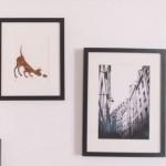 3-montare tablouri perete solutie decorativa rapida