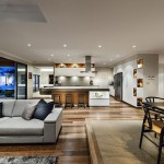 3-open space casa stil modern cu accente orientale japoneze