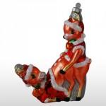 ornament obscen brad reni imperechindu-se
