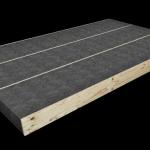 3-panou termoizolant din polistirent extrudat material constructie casa pasiva Pop-Up