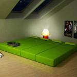 3-pat confectional din module de spuma concept Multiplo