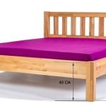 3-pat din lemn masiv de fag uleiat model Cafes magazin Made Romania