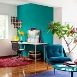 3-perete-de-accent-turcoaz-decor-living-plin-de-culoare