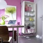 3-perete mov decor bucatarie moderna 10 mp