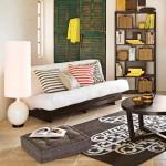 3-pernuta decorativa in completarea locurilor de pe canapeaua din living