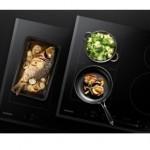 3-plita incorporabila pe inductie Samsung cu doua zone de gatit