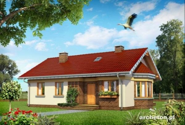 proiect casa 81 mp 3 dormitoare