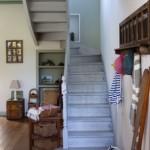 3-scara interioara casa mica restaurata