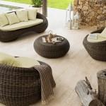 Canapele de lux pentru terasa si gradina