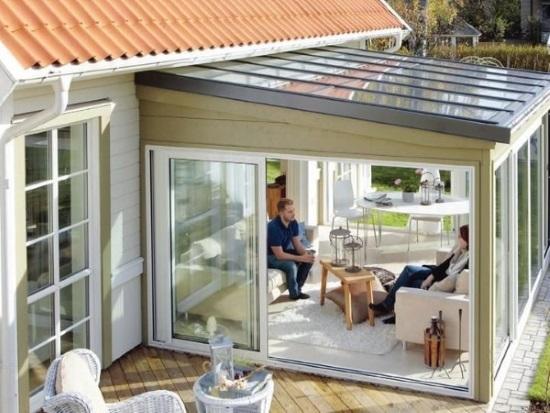 Inchiderea terasei – ce varianta este mai buna?