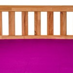 3-spatar pat din lemn masiv de fag uleiat model Cafes magazin Made Romania