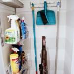 3-spatiu depozitare aspirator produse si ustensile curatenie