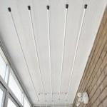 3-uscator rufe pe scripeti pentru montare pe tavanul din baie sau din balcon