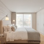 3-varianta de amenajare a unui dormitor simplu modern si frumos