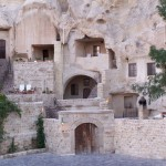 3-yunak evleri hotelul sapat in stanca din cappadocia turcia