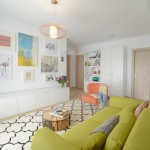 4-accente colorate decor living modern apartament 3 camere Bucuresti