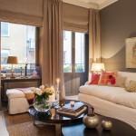 4-accente cromatice rosii decor living modern decorat cu accente balineze